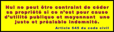 Art. 545 du code civil